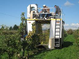 Equipment Lease Farming apple harvester