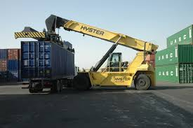 Equipment Lease Recycling container loader