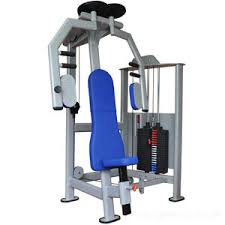 Equipment Lease Fitness fitness pec deck machine