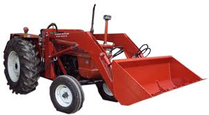 Equipment Lease Farming front end loader