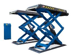 Equipment Lease Automotive scissor lift