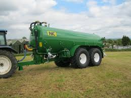 Equipment Lease Farming slurry tanker